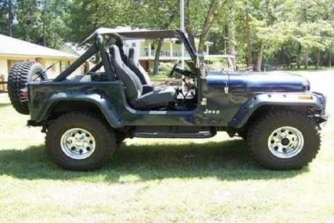 1984 Jeep CJ-7 for sale in Calabasas, CA