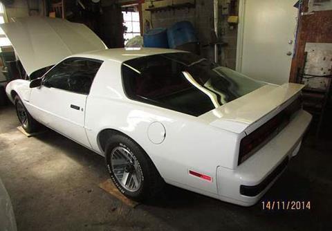 1987 Pontiac Firebird for sale in Calabasas, CA