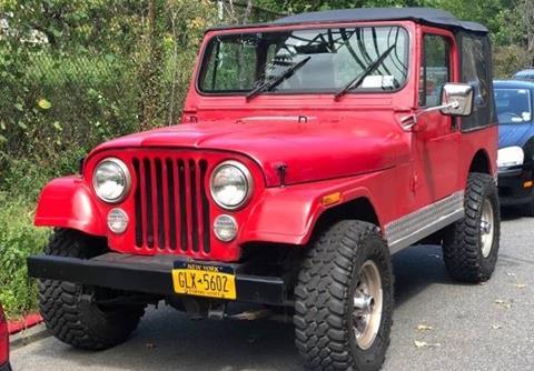1985 Jeep CJ-7 for sale in Calabasas, CA
