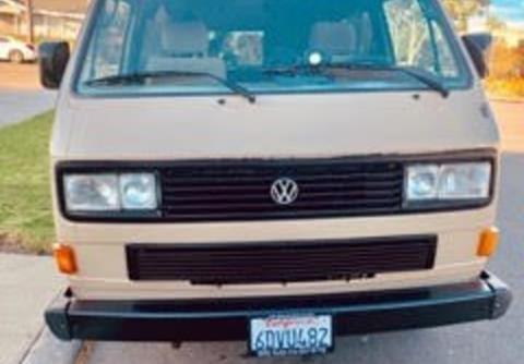 1986 Volkswagen Vanagon for sale in Calabasas, CA