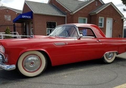 1955 Ford Thunderbird for sale in Calabasas, CA
