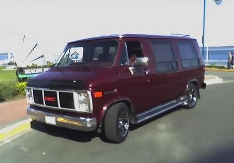 1990 GMC Vandura for sale in Calabasas, CA