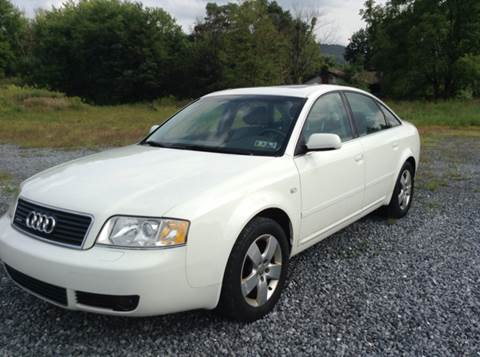 2004 Audi A6 for sale in East Freedom, PA