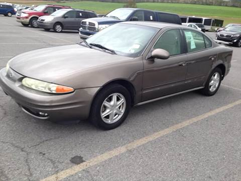 2002 Oldsmobile Alero for sale in East Freedom, PA