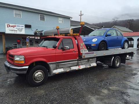 1995 Ford F-350 for sale at DOUG'S USED CARS in East Freedom PA