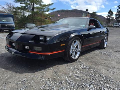 1989 chevrolet camaro for sale. Black Bedroom Furniture Sets. Home Design Ideas