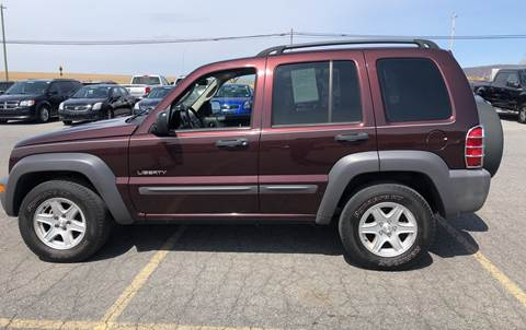 2004 Jeep Liberty for sale in East Freedom, PA