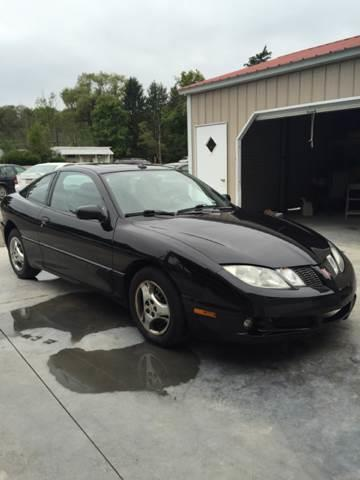 2003 Pontiac Sunfire for sale in East Freedom, PA