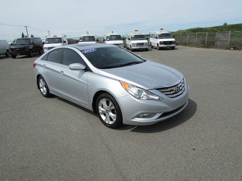 2013 Hyundai Sonata Limited In Modesto Ca Showcase Auto Sales