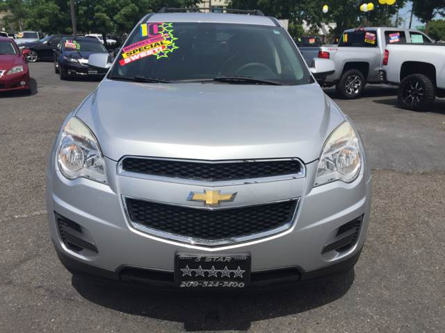2010 Chevrolet Equinox for sale at 5 Star Auto Sales in Modesto CA