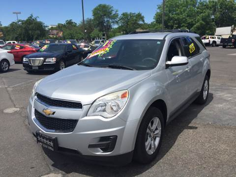 2010 Chevrolet Equinox for sale at 5 Star Auto Sales in Modesto CA