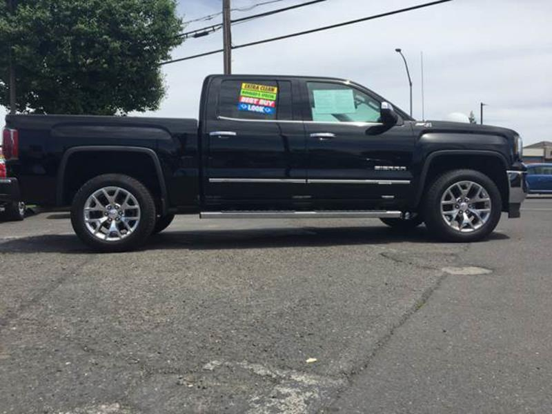 2017 GMC Sierra 1500 for sale at 5 Star Auto Sales in Modesto CA