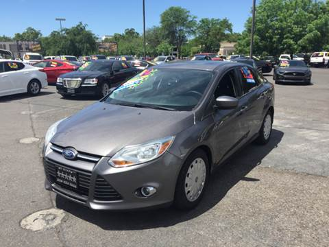 2012 Ford Focus for sale at 5 Star Auto Sales in Modesto CA