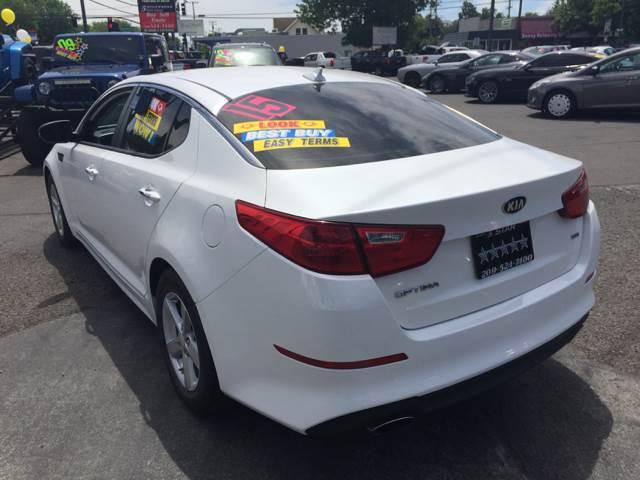 2015 Kia Optima for sale at 5 Star Auto Sales in Modesto CA