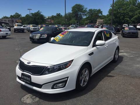 2015 Kia Optima for sale at 5 Star Auto Sales in Modesto CA
