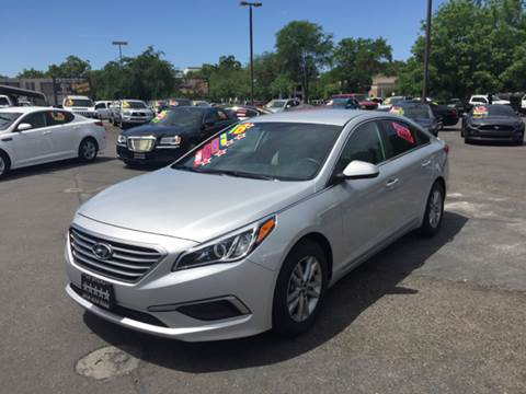 2016 Hyundai Sonata for sale at 5 Star Auto Sales in Modesto CA