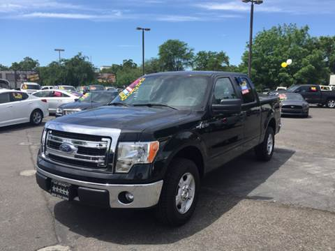 2013 Ford F-150 for sale at 5 Star Auto Sales in Modesto CA