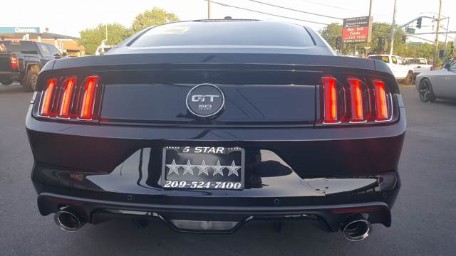 2015 Ford Mustang for sale at 5 Star Auto Sales in Modesto CA