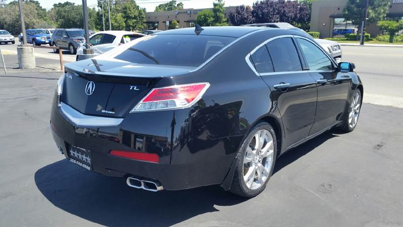 2010 Acura TL for sale at 5 Star Auto Sales in Modesto CA