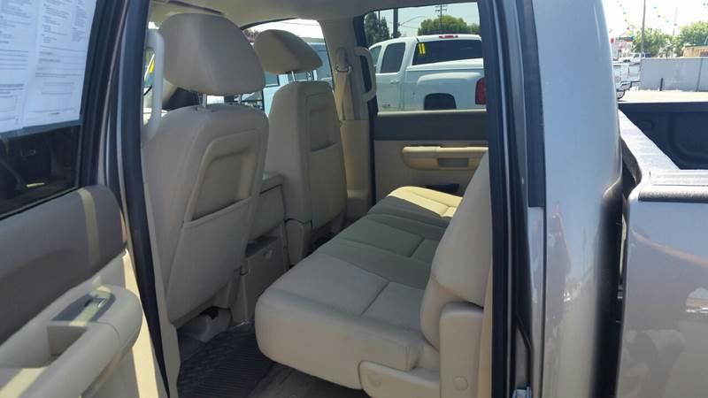 2013 Chevrolet Silverado 2500HD for sale at 5 Star Auto Sales in Modesto CA