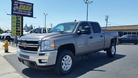 2013 Chevrolet Silverado 2500HD for sale at 5 Star Auto Sales in Modesto CA