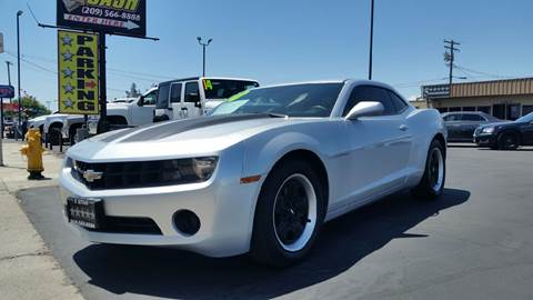 2010 Chevrolet Camaro for sale at 5 Star Auto Sales in Modesto CA