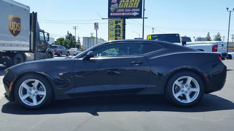 2016 Chevrolet Camaro for sale at 5 Star Auto Sales in Modesto CA