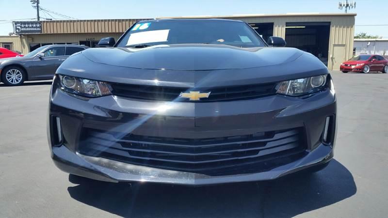 2016 Chevrolet Camaro for sale at 5 Star Auto Sales in Modesto CA