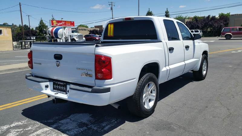 2011 RAM Dakota for sale at 5 Star Auto Sales in Modesto CA