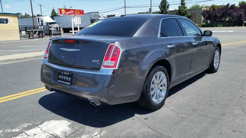 2013 Chrysler 300 for sale at 5 Star Auto Sales in Modesto CA
