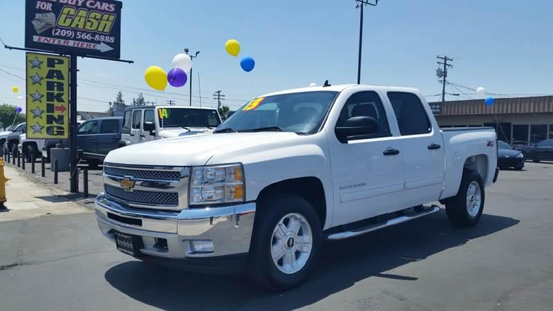 2013 Chevrolet Silverado 1500 for sale at 5 Star Auto Sales in Modesto CA