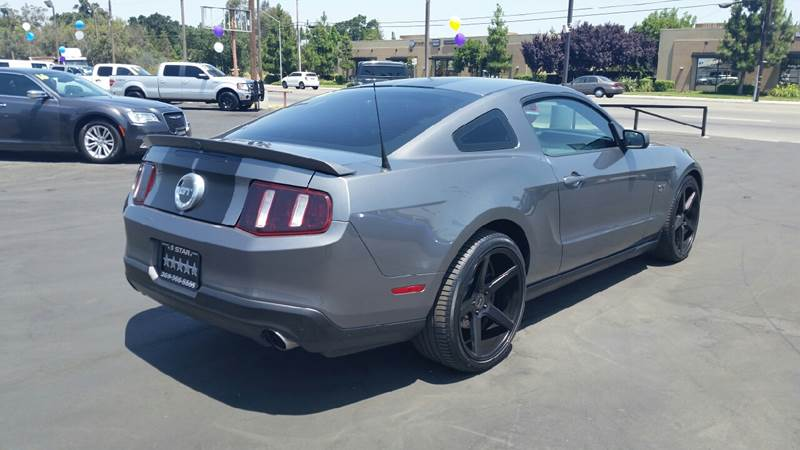 2010 Ford Mustang for sale at 5 Star Auto Sales in Modesto CA