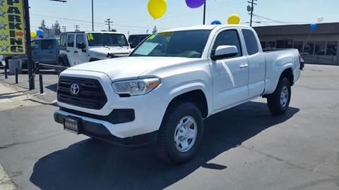 2016 Toyota Tacoma for sale at 5 Star Auto Sales in Modesto CA