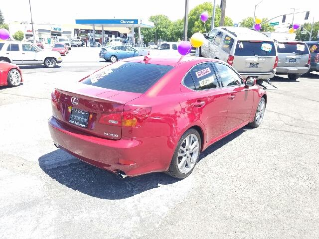 2008 Lexus IS 350 for sale at 5 Star Auto Sales in Modesto CA