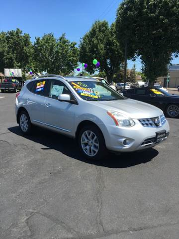 2012 Nissan Rogue for sale at 5 Star Auto Sales in Modesto CA