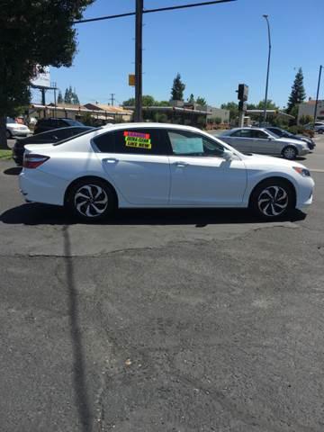 2016 Honda Accord for sale at 5 Star Auto Sales in Modesto CA