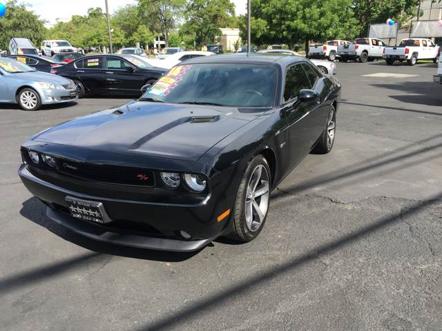2014 Dodge Challenger for sale at 5 Star Auto Sales in Modesto CA