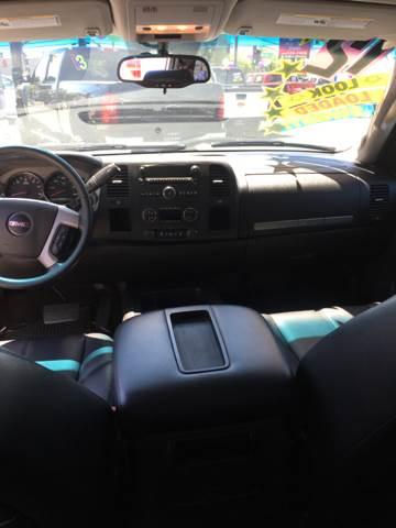 2012 GMC Sierra 1500 for sale at 5 Star Auto Sales in Modesto CA