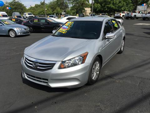 2012 Honda Accord for sale at 5 Star Auto Sales in Modesto CA
