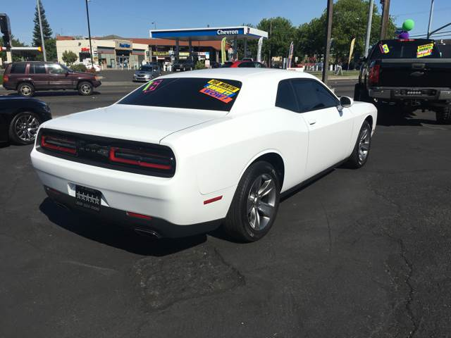 2016 Dodge Challenger for sale at 5 Star Auto Sales in Modesto CA