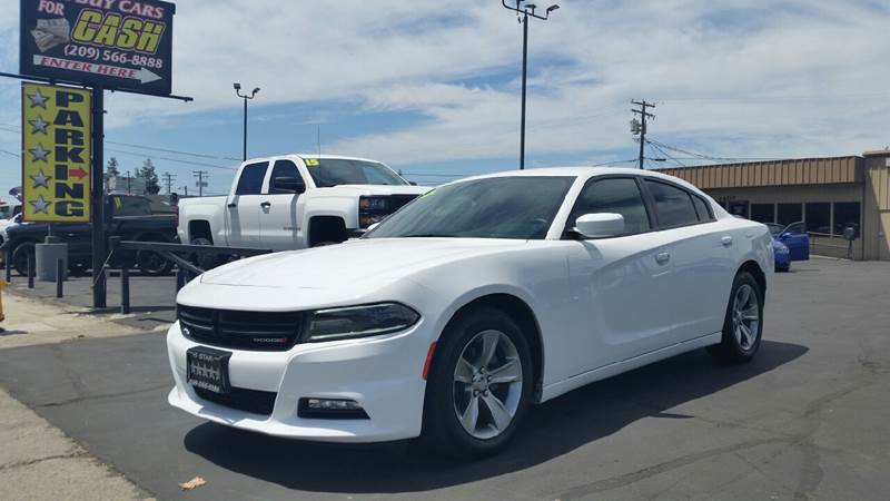 2016 Dodge Charger for sale at 5 Star Auto Sales in Modesto CA