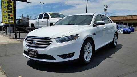 2014 Ford Taurus for sale at 5 Star Auto Sales in Modesto CA