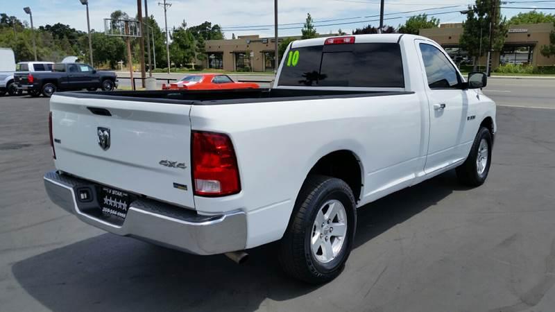 2010 Dodge Ram Pickup 1500 for sale at 5 Star Auto Sales in Modesto CA