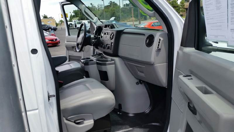 2016 Ford E-Series Chassis for sale at 5 Star Auto Sales in Modesto CA