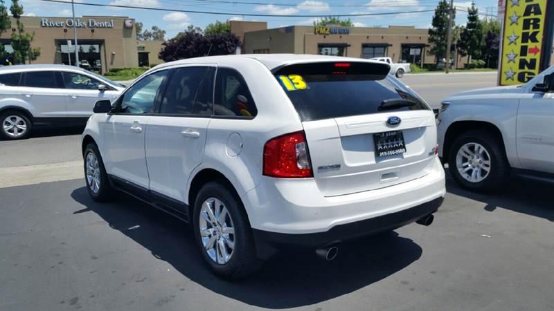 2013 Ford Edge for sale at 5 Star Auto Sales in Modesto CA