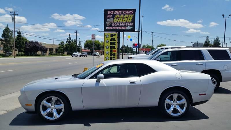 2010 Dodge Challenger for sale at 5 Star Auto Sales in Modesto CA
