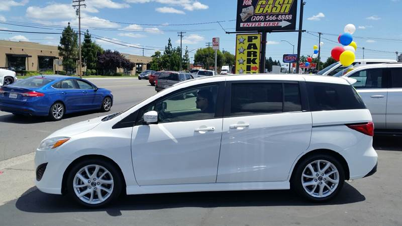 2014 Mazda MAZDA5 for sale at 5 Star Auto Sales in Modesto CA