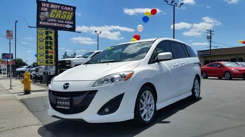2014 Mazda MAZDA5 for sale at 5 Star Auto Sales in Modesto CA