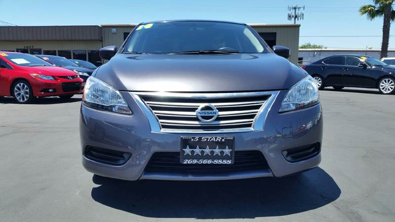 2014 Nissan Sentra for sale at 5 Star Auto Sales in Modesto CA