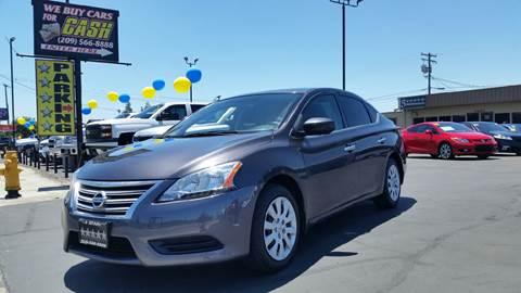 2014 Nissan Sentra for sale at 5 Star Auto Sales in Modesto CA